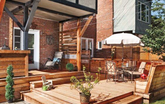 La construction de patio : à prévoir pour cet été