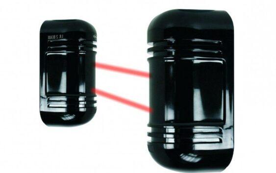 Sécurité extérieure: détecteur ou barrière infrarouges?